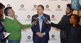 """Bakan Mehmet Özhaseki, """"Tuzla'da korkulacak bir şey yok"""""""