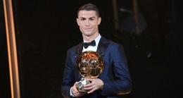 Cristiano Ronaldo yine dünyanın en iyisi