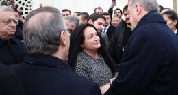 Cumhurbaşkanı Erdoğan, Mesut Yılmaz ile eşi Berna Yılmaz'a başsağlığı diledi