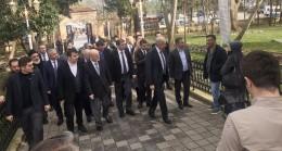 İBB Başkanı Uysal'dan Beykoz'a ziyaret
