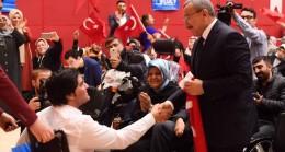 Sancaktepe Belediyesi engellileri unutmadı
