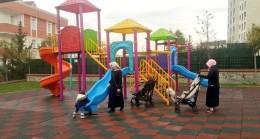 Ümraniye'de park bolluğu