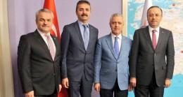"""Ataş, """"Diyarbakır, Samsun ve Bolu İl Başkanlarımız partimize hayırlı olsun"""""""