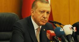 """Cumhurbaşkanı Erdoğan, """"İçişleri Bakanlığı açığa alıyorsa demek burada bir su kaçağı var"""""""
