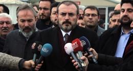 """Mahir Ünal, """"Kemal Kılıçdaroğlu ve arkadaşları ihanet içindedir"""""""