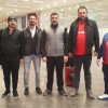 Terörist İsrail polislerinin gözaltına aldığı Türkler yurda döndü
