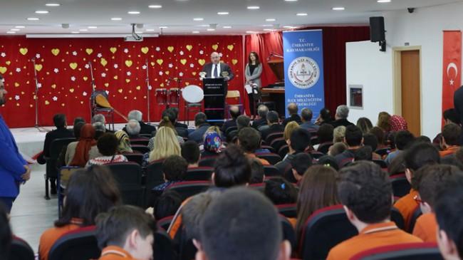 Başkan Can, Ümraniye'de ikinci eğitim öğretim dönemi açılışında