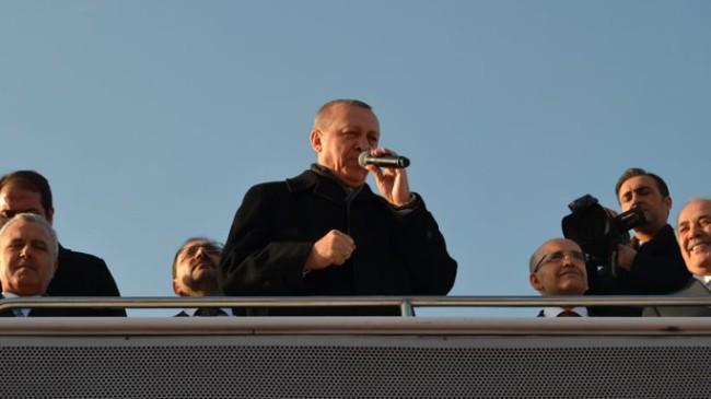 Cumhurbaşkanı Erdoğan, PYD, YPG ve PKK Kürt kardeşlerimin temsilcisi olamaz!