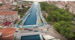 İBB, Kurbağalıdere köprüsünü trafiğe açtı