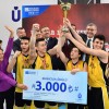 Üsküdar'da basketbolun şampiyonu Ahmet Keleşoğlu Anadolu Lisesi