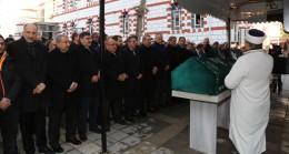 Ahmet Poyraz'ın kayınbiraderi Hakk'a yürüdü
