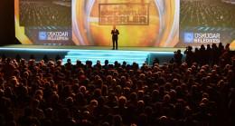 Hilmi Türkmen, Üsküdar'a kazandırdığı 'Dört Dörtlük Eserler'i dört dörtlük sunumla tanıttı