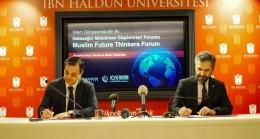 İstanbul'da 'Geleceğin Müslüman Düşünürleri Forumu' düzenlenecek