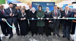 Restore edilen Betül Karagöz Kız Kur'an Kursu hizmete açıldı
