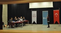 Ümraniye Belediyesi 'Ezbere güzel şiir okuma yarışması' finalleri gerçekleşti