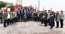 Üsküdar'da 18 Mart şehitleri anma günü ve Çanakkale Zaferi kutlandı