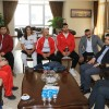 Başkan Poyraz'dan Milli vücutçulara moral