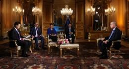 """Cumhurbaşkanı Erdoğan, """"Biz seçimlere hazırlıklı bir partiyiz"""""""