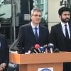İl Sağlık Müdürü Memişoğlu'ndan yanan hastane açıklaması