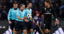 Real Madrid-Bayern Münih maçı Cüneyt Çakır'ın