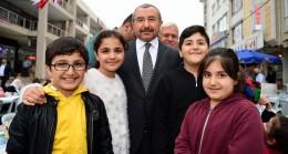 Sancaktepeli çocukların Ramazan coşkusu