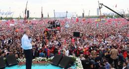 """Cumhurbaşkanı Erdoğan, """"İstanbul, CHP faşizmini iliklerine kadar yaşadı"""""""