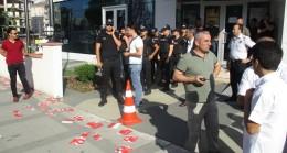 HDPKK'lılar AK Parti'li gençlere saldırdı