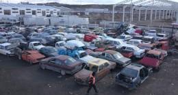 Türkiye'de 3 yılda illere göre hurdaya ayrılan araç sayısı!