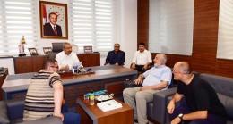 Başkan Erdem, halk buluşmalarını ara vermeden sürdürüyor
