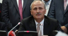 Ulaştırma ve Altyapı Bakanı Turhan'dan ilk açıklama geldi