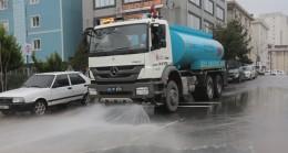 Ümraniye Belediyesi, ilçeyi mikroplardan arındırıyor