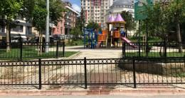 Ümraniye'de parklar koruma altında