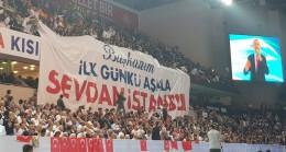 AK Parti kongresinde İstanbul rüzgarı!