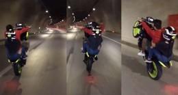 Avrasya Tüneli'nde ölümle dans edenler!