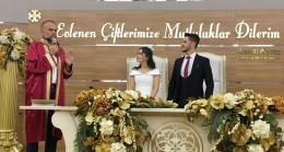 Başkan Poyraz 08/08 nikahlarını kıydı!