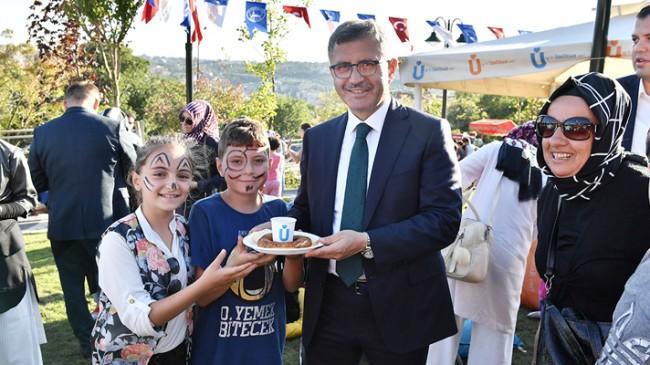 Başkan Türkmen, Küplücelilerle buluştu