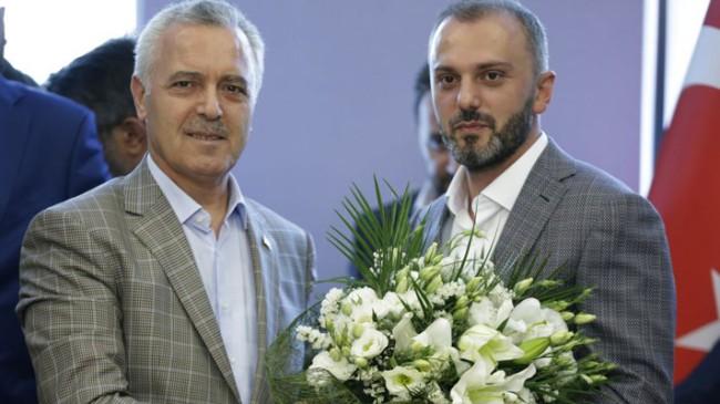 """Erkan Kandemir, """"Ataş'ın ardından böyle bir göreve getirilmek benim için onurdur"""""""