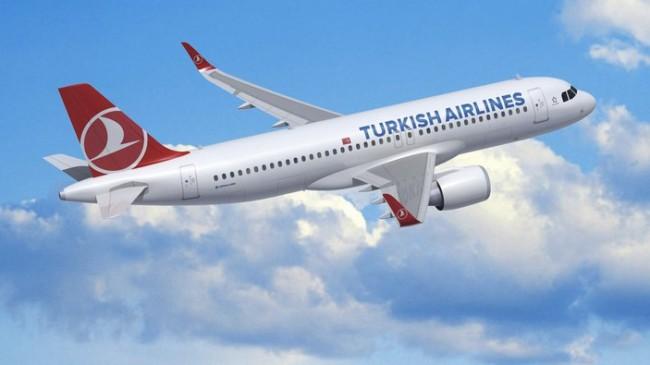 Türk Hava Yolları yolcu rekoru kırdı