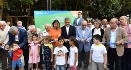 """Türkmen, """"İlk Millet Bahçesi'ni açıyoruz"""""""