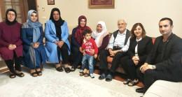 Ahde Vefa Platformu'ndan Şehit Mehmet Selim Kiraz'a vefa ziyareti