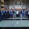 Bakan Yardımcısı Hamza Yerlikaya, Federasyon Başkanları ile buluştu