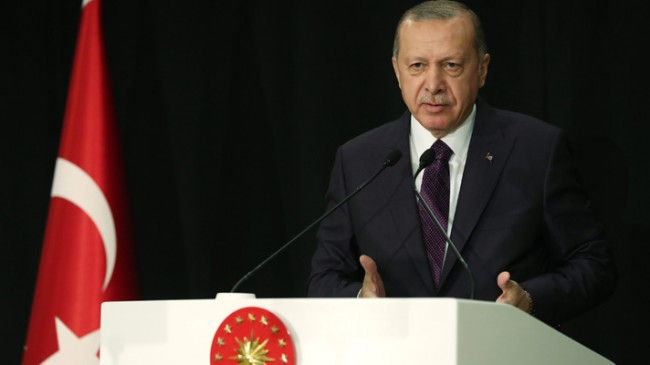 """Başkan Erdoğan, """"Tek tipçi, yasakçı eski eğitim öğretim mantalitesini rafa kaldırdık"""""""