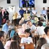 Başkan Türkmen, Ahmediye ve Mimar Sinan Mahalle sakinleri ile boğaz turunda