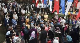 Başkan Türkmen, Yavuztürklülerle Papatya Parkı'nda buluştu