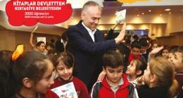 Çekmeköy Belediyesi'nden eğitime bu yıl da tam destek