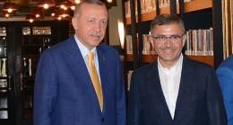 Hilmi Türkmen'in Üsküdar'a neler yaptığını bizzat Cumhurbaşkanı Erdoğan'dan dinleyin!