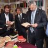 """Milletvekili Hasan Turan, """"İyiyi arayan ruhun muhtaç olduğu asil dost, hakikati seslenen kitaptır"""""""