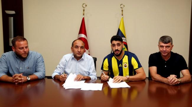Milli futbolcu Tolga Ciğerci, Fenerbahçe'de