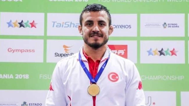 Sancaktepe Belediyesporlu Mustafa Sessiz, dünya şampiyonu oldu