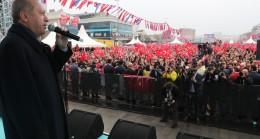 Başkan Erdoğan, Çekmeköylülerin metro sevincine ortak oldu